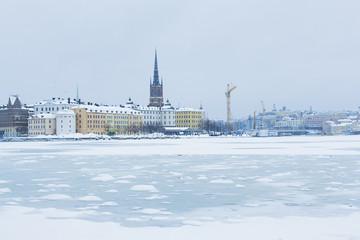 スウェーデン ストックホルム 冬