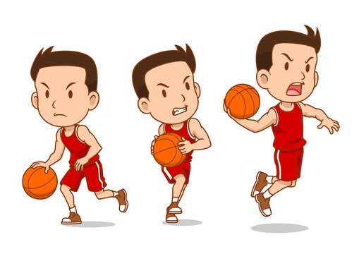Basketball Cartoons Photos Royalty Free Images Graphics Vectors Videos Adobe Stock