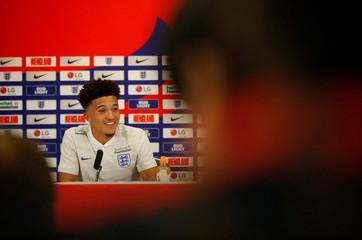 UEFA Nations League - England Media Day