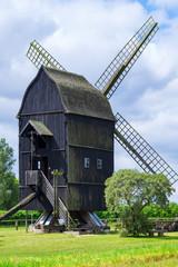Windmühle in Mecklenburg-Vorpommern