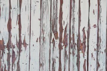 Verwitterte Holzwand