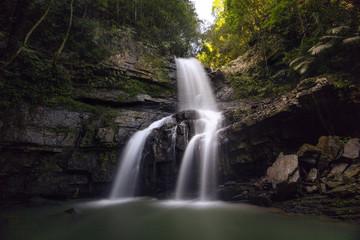 the waterfall in taiwan