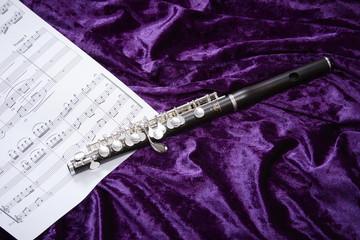 管楽器 ピッコロ