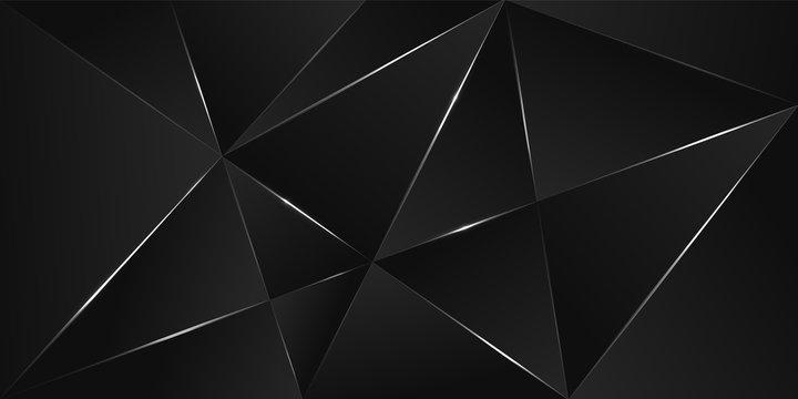 Black premium background