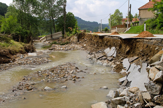 River Destruction Floods