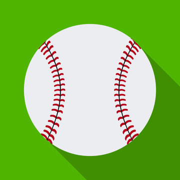 Vector design of sport and ball icon. Set of sport and athletic vector icon for stock.