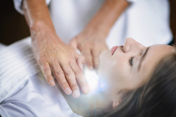 Reiki Throat Chakra Healing Treatment