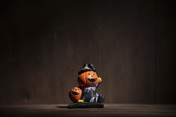 Art picture of Halloween concept