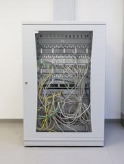 Schaltschrank für Server