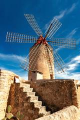Old Grain Mill  |  Mallorca  |  9362