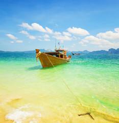Boat in Thailand, Krabi