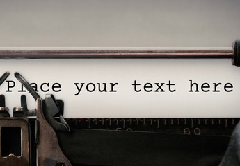 Typewriter stock graphic design and motion graphic templates | Adobe