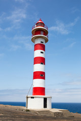 Lighthouse in the Canary Island
