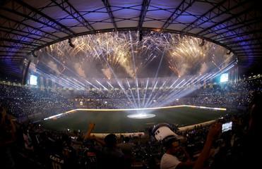 Copa do Brasil - Cruzeiro v Corinthians Finals First Leg