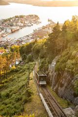 Bergen Furnicular Ride 2