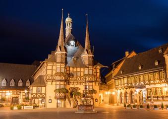 Rathaus Wernigerode, Harz