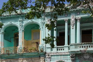 Havana, Architecture, Paseo de Marti