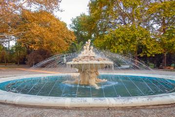 Mermaids Fountain, Varna, Bulgaria