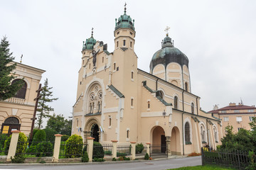 Cerkiew Przemienienia Pańskiego w Jarosławiu – greckokatolicka  wybudowana  w latach 1717-1747 i przebudowana w latach 1911-1912. Jest głównym ośrodkiem pielgrzymkowym polskich unitów