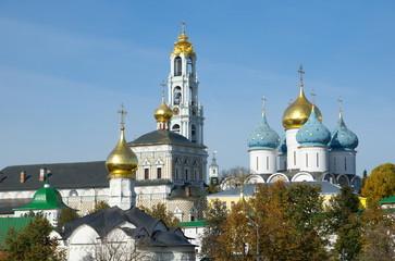 Holy Trinity Lavra of St. Sergius. Sergiev Posad, Russia