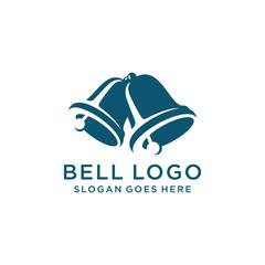 Bell logo template