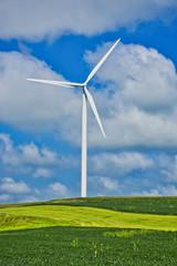 Rural Wind Turbine -Alternative Energy
