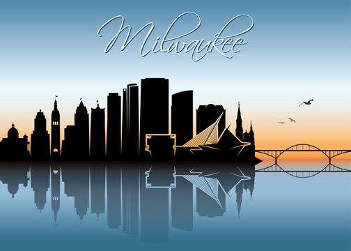 Milwaukee skyline - Wisconsin