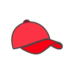 Cap Icon, Baseball Hat Icon