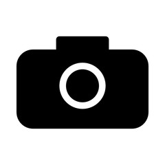 Camera Photo Multimedia Media Gui Web vector icon