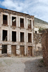 ghost town of Real de Catorce in mexico