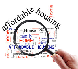 Affordable Housing search