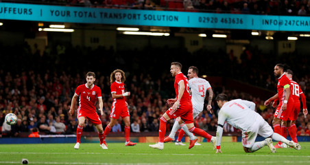 International Friendly - Wales v Spain
