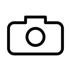 Camera Photo Multimedia Media Gui Web vector icon