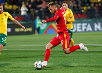 UEFA Nations League - League C - Group 4 - Lithuania v Romania