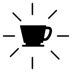 Coffee Cup6 vector icon