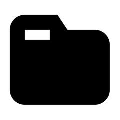 Folder Directory School Education Learning University vector icon