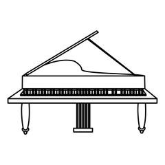 grand piano design
