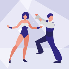 avatar dancers design