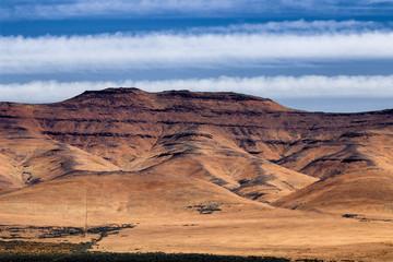 Eastern Washington Palouse vast expanse striped hills