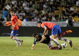 Soccer Football - International Friendly - Mexico v Costa Rica