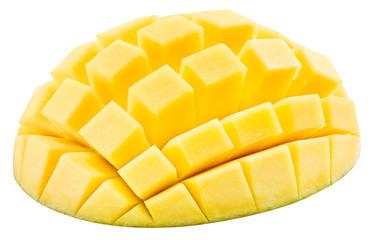 mango fruit isolated