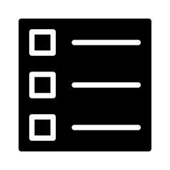 List Square Text Editor Write Author Writer vector icon