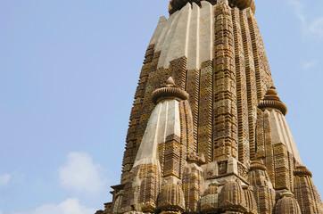 DEVI JAGDAMBA TEMPLE, Shikara - Main Shikara, Western Group, Khajuraho, Madhya Pradesh, UNESCO World Heritage Site