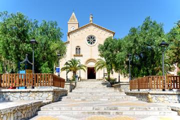 Mare de Deu del Carme Kirche Porto Cristo Stadt Mallorca