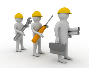 worker concept