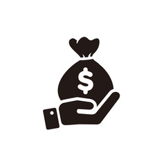 Money, dollar icon symbol