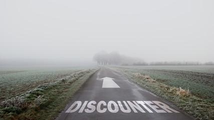 Schild 402 - Discounter