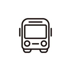Bus icon symbol