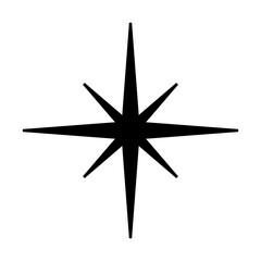 Star 1 vector icon