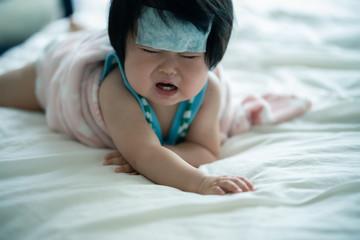 赤ちゃん 風邪 熱